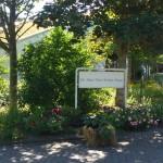 Garten am Dr.Bruker-Haus